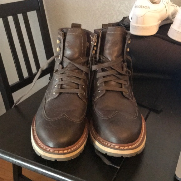 Brand New Timberland Boots wing tip